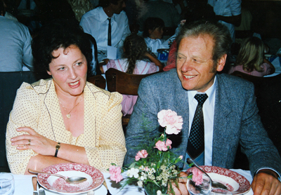 Heinz und Ingrid Mutter